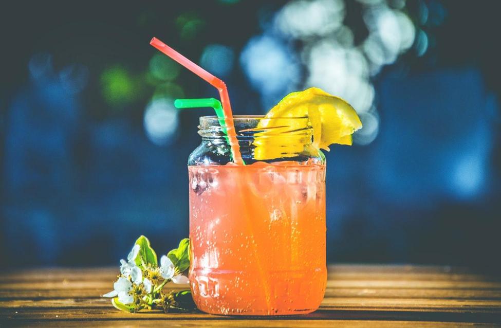 Sex on the beach cocktail alkoholfrei